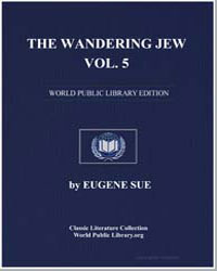 The Wandering Jew, Volume 5 by Sue, Eugene