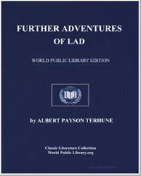 Further Adventures of Lad by Terhune, Albert Payson