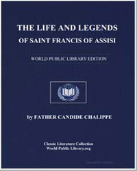 The Life and Legends of Saint Francis of... by Chalippe, Father Candide
