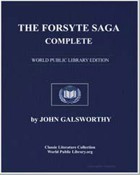 The Forsyte Saga by Galsworthy, John