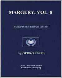 Margery, Volume 8 by Ebers, Georg