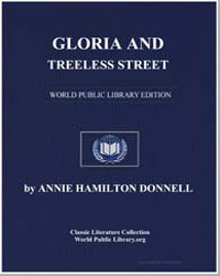 Gloria and Treeless Street by Donnell, Annie Hamilton
