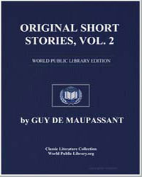 Original Short Stories, Volume 2 by De Maupassant, Guy