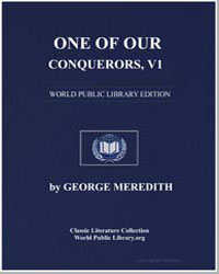One of Our Conquerors, Volume 1 by Meredith, George