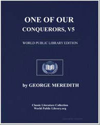 One of Our Conquerors, Volume 5 by Meredith, George