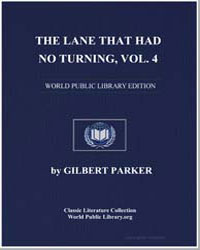 The Lane That Had No Turning : And Other... by Parker, Gilbert, Sir