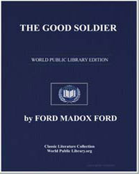 The Good Soldier by Ford, Ford Madox