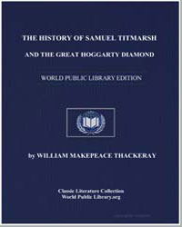 The History of Samuel Titmarsh and the G... by Thackeray, William Makepeace