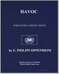 Havoc by Oppenheim, Edward Phillips