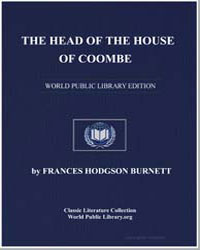 The Head of the House of Coombe by Burnett, Frances Hodgson