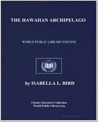 The Hawaiian Archipelago by Bird, Isabella Lucy