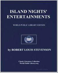 Island Nights' Entertainments by Stevenson, Robert Louis