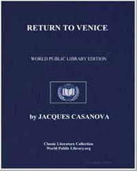 Return to Venice by Casanova, Jacques