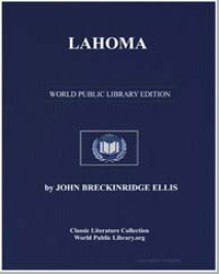 Lahoma by Ellis, John Breckenridge