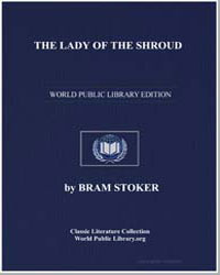 The Lady of the Shroud by Stoker, Bram