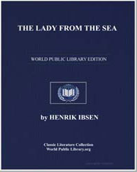 The Lady from the Sea by Ibsen, Henrik