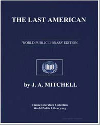 The Last American by Mitchell, J. A.