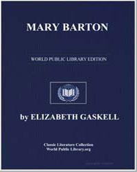 Mary Barton by Gaskell, Elizabeth Cleghorn