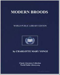 Modern Broods by Yonge, Charlotte Mary