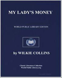 My Lady's Money by Collins, Wilkie
