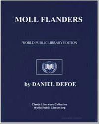 Moll Flanders by Defoe, Daniel