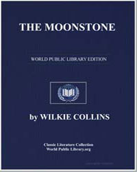 The Moonstone by Collins, Wilkie