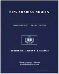 New Arabian Nights by Stevenson, Robert Louis