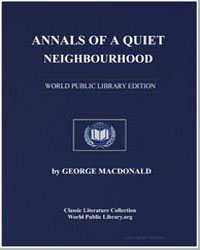 Annals of a Quiet Neighborhood by Macdonald, George