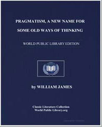 Pragmatism : A New Name for Some Old Way... by James, William