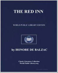 The Red Inn by De Balzac, Honore
