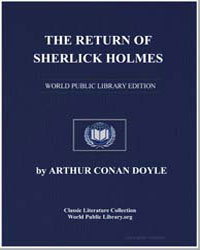 The Return of Sherlock Holmes, A Collect... by Doyle, Arthur Conan, Sir