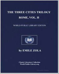 The Three Cities Trilogy : Rome, Volume ... by Zola, Émile
