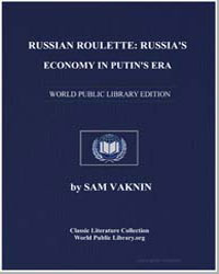 Russian Roulette : Russia's Economy in P... by Vaknin, Sam