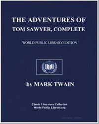 The Adventures of Tom Sawyer by Twain, Mark