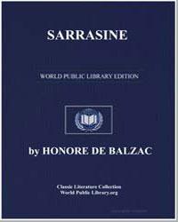 Sarrasine by De Balzac, Honore