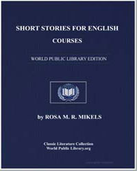 Short Stories for English Courses by Various