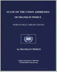 State of the Union Addresses of Franklin... by Pierce, Franklin