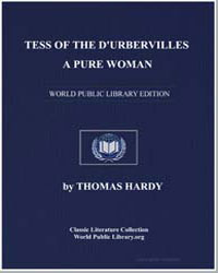 Tess of the D'Urbervilles, A Pure Woman ... by Hardy, Thomas
