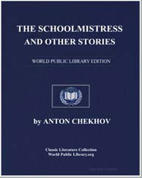 The Schoolmistress and Other Stories by Chekhov, Anton