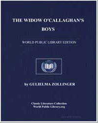 The Widow O'Callaghan's Boys by Zollinger, Gulielma