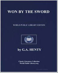 Won by the Sword by Henty, George Alfred