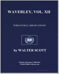 Waverley Volume Xii by Scott, Walter, Sir