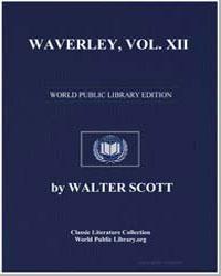 Waverley Volume Xii by Scott, Walter, Sir