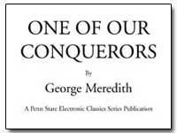 One of Our Conquerors by Meredith, George