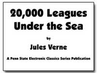 20, 000 Leagues under the Sea by Verne, Jules