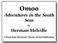 Adventures in the South Seas by Melville, Herman
