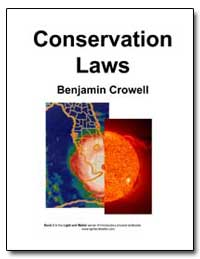 Conservation Laws by Crowell, Benjamin