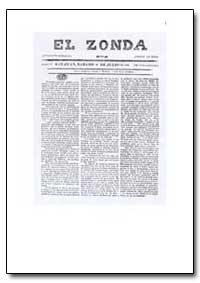 El Zonda by Sarmiento, Domingo Faustino