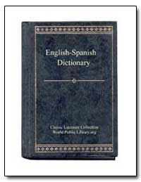 English to Spanish Dictionary by World Public Library