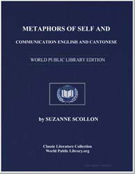 Metaphors of Self and Communication Engl... by Scollon, Suzanne